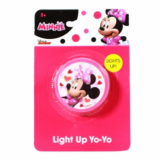 Light Up Minnie Mouse Light Up Yo-Yo