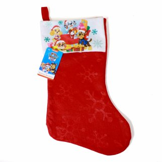 Paw Patrol Kids Christmas Stocking Home Decor 15.5 In