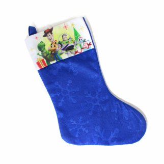 Toy Story 4 Kids Christmas Stocking Home Decor 15.5 In