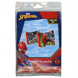Marvel Spider-Man Inflatable Arm Floaties Kids Pool Floats