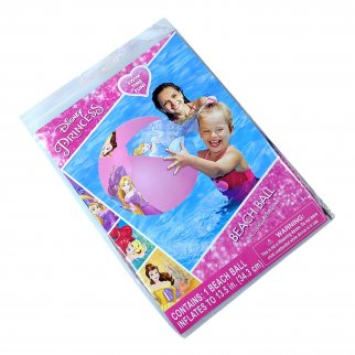 Disney Princess Inflatable Beach Ball Girls Summer Pool Toy