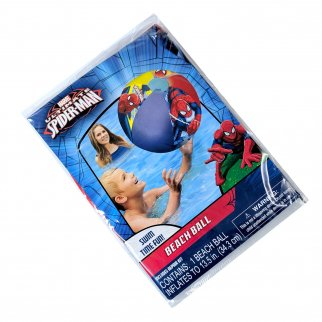 Marvel Spider-Man Inflatable Beach Ball Kids Superhero Toy