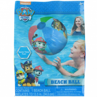"Paw Patrol Inflatable 13.5"" Beach Ball"
