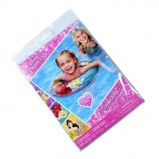 Disney Princess Swim Time Fun Inflatable Swim Ring