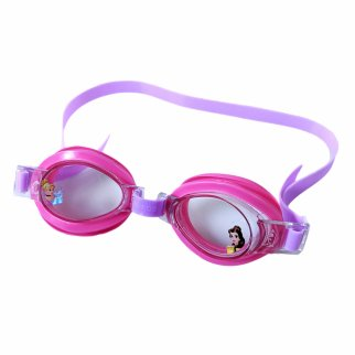 Disney Princess Girls Swim Goggles Pool Accessory for Kids
