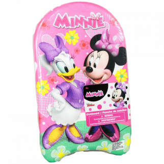 "Minnie Mouse Bowtique Foam Kickboard, 17"" x 10.5"""