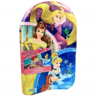 Disney Princess Kickboard Front View