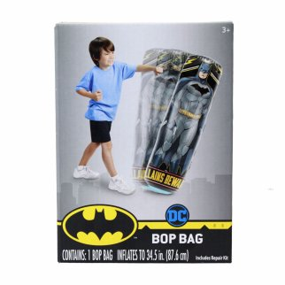 DC Comics Batman Kids Inflatable Punching Bop Bag