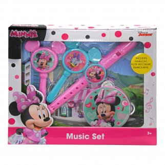 Disney Junior Minnie Mouse Basic Music Set