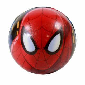 Spider-Man 3 Inch Red Foam Ball Sports Toys for Kids