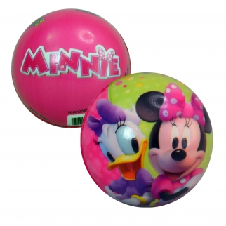 Disney Minnie Mouse Foam Ball - Pink