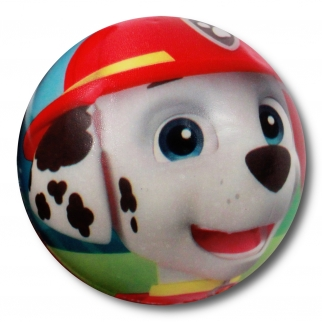 Nickelodeon Paw Patrol Foam Ball - Marshall
