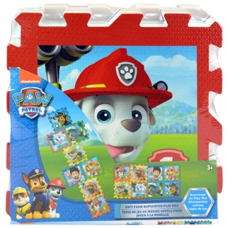 Nick Jr. Paw Patrol Foam Hopscotch Puzzle