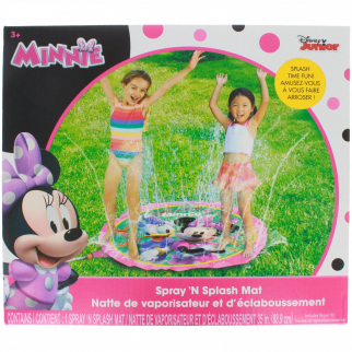 "Water Spray Mat - Disney Minnie 35"" (Summer Swimming Game)"