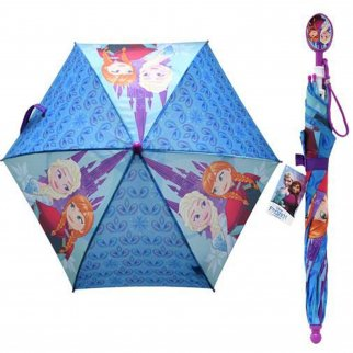 Frozen 2 Kids Umbrella With Clamshell Handle