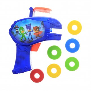 Disney Junior PJ Masks Indoor Soft Foam Disc Launcher