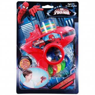 Marvel Comics Spiderman Foam Disc Shooter
