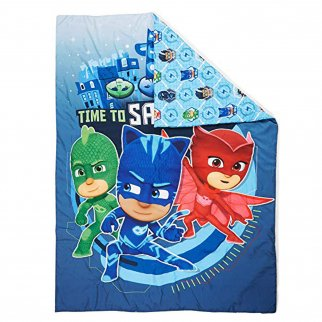 Disney Junior PJ Masks Toddler Size Comforter Blanket