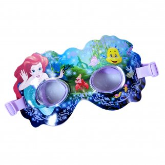 Disney Princess Girls Swim Mask The Little Mermaid Accessory