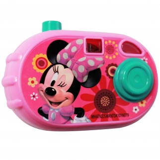 Disney Minnie Mouse Kids Click Pretend Play Camera
