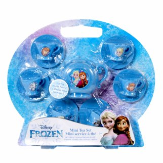 Disney Frozen 2 Girls Mini Tea Party Pretend Play Set 13pc