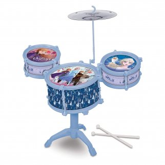 Disney Frozen 2 Elsa Anna Olaf Music Drum Set