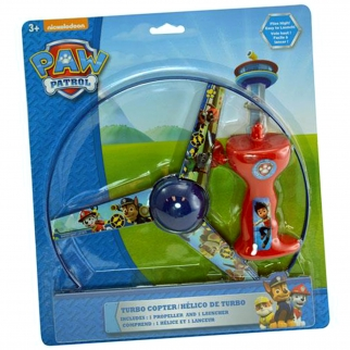 Nickelodeon Turbo Copter Launcher Full View