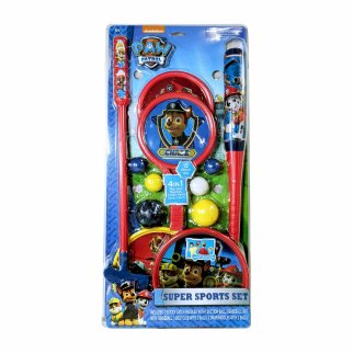 Nickelodeon Paw Patrol Super Sports Set 12 Piece Outdoor Toy