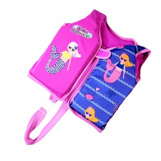 TychoTyke Swim Safety Girls Swimming Jacket Float Device M/L