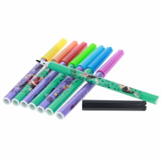 JoJo Siwa Girls 8 Piece Marker Set Kids Art Supplies GIft