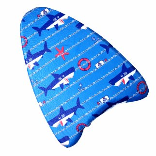Shark and Fishy Friends Swim Safe Kickboard