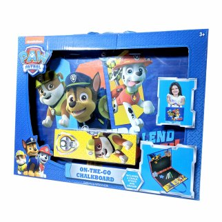 Paw Patrol Travel Chalkboard Drawing Art Set