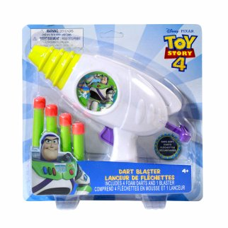 Toy Story 4 Buzz Lightyear Space Ranger Dart Blaster Toy