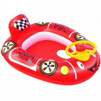 KidPlay - H2O Go Racer Baby Care Pool Seat - Red