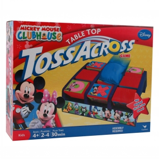Mouseketeers Party Tic-Tac-Toe Game