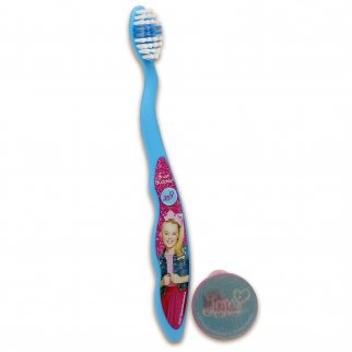 JoJo Siwa Brush Buddies Kids Toothbrush Ultra Soft Bristles