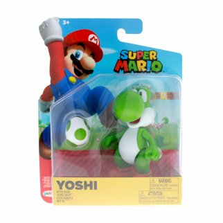 Nintendo Yoshi Articulated Action Figure with Egg