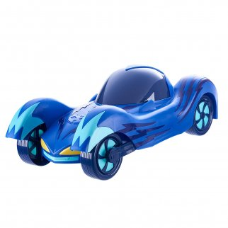 PJ Masks 20 Inch Blue Mega Vehicle Cat Car with PJ Masks Cat