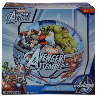 Licensed Disney Marvel Kids Junior Basketball Thor Captain America Iron Man Incredible Hulk Retail1