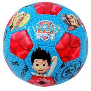 Licensed Nickelodeon Nick Jr. Kids Paw Patrol Youth Soccer Ball Main Front View