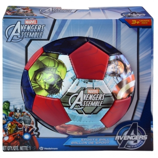 Licensed Disney Marvel Kids Junior Youth Soccer Ball Captain America Black Widow Incredible Hulk Retail1