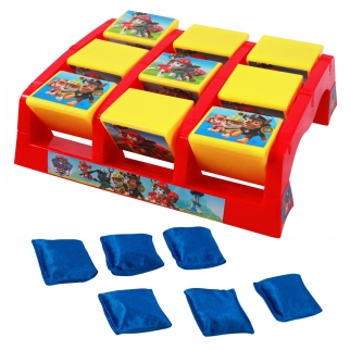 Paw Patrol Party Tic-Tac-Toe Game