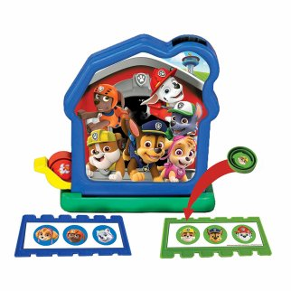 Nickelodeon Paw Patrol Fun Dog House Bingo Match Game Kids