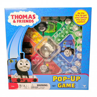 Thomas the Tank Engine Race to the Station Pop Up Game