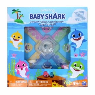 Pinkfong Baby Shark Pop Up Board Game