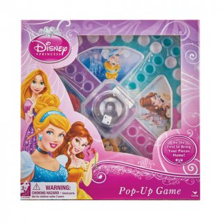 Disney Princess Pop Up Board Game