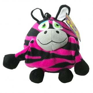 KidPlay J Animals Wearable Stuffed Animal Onesie Zebra