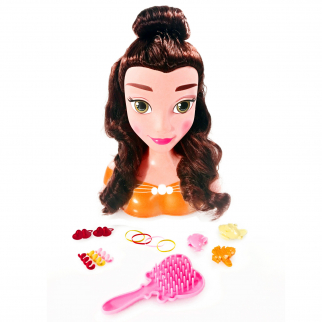 Disney Princess Belle 14pc Styling Head Doll