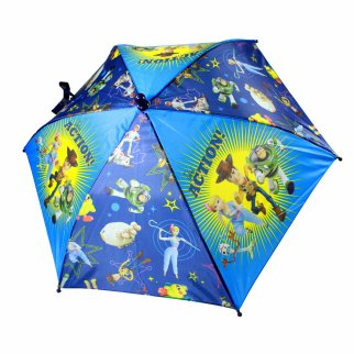 Disney Pixar Toy Story 4 Kids Umbrella With Clamshell Handle