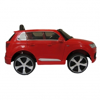 Kids Ride On Car Audi Q7 12V Battery - Red